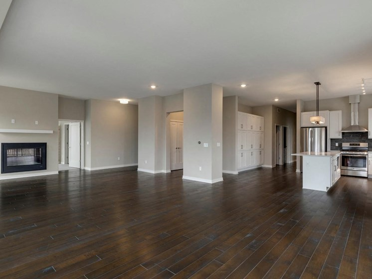 Spacious Floor Plan Layouts at The M on Hennepin in Minneapolis, MN
