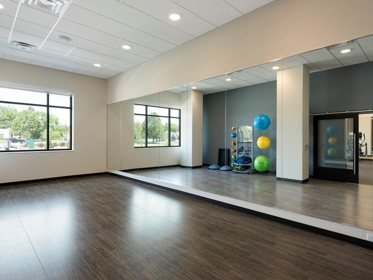 State-of-the-Art Fitness Center at The Shoreham, St. Louis Park
