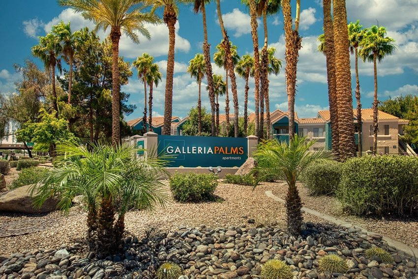 Galleria Palms Property Sign