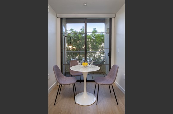 Furnished-Apartment-mysuite-at-acacia-Interior-Dining-Table-With-Private-Terrace-Product