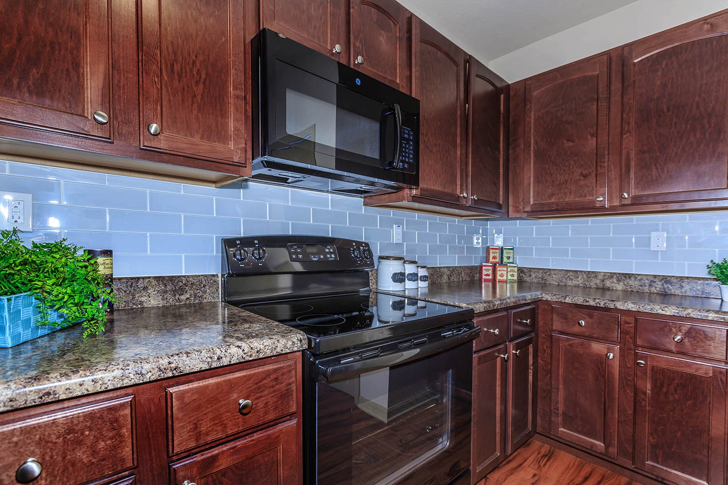 Kitchen at Riversong Apartments in Bradenton, FL