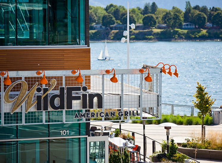 Vancouver, Washington WildFin American Grill Exterior