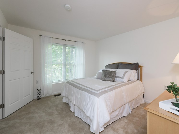 Classic Bedroom at Windsor Terrace, New Hampshire