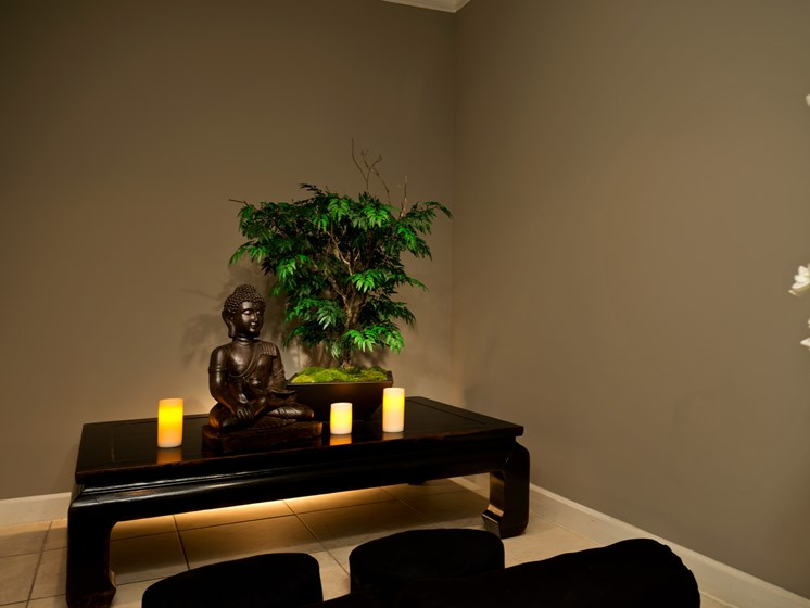 Spa Room with Massage Studio at Alexander at Patroon Creek, Albany, New York