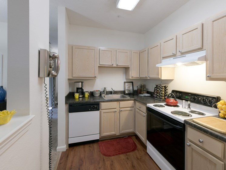 Spacious Kitchen with Numerous Pantry Cabinets at Cumberland Crossing, Cumberland, 02864