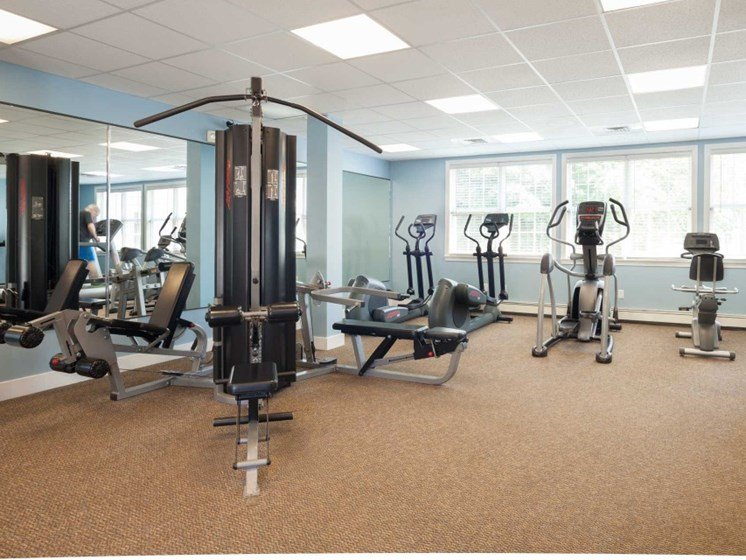 Club Quality Fitness Center at Redbank Village, South Portland