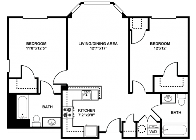 ENDICOTT Floor Plan 5