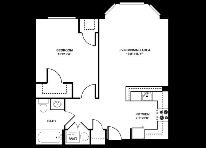FAIRMONT Floor Plan 1