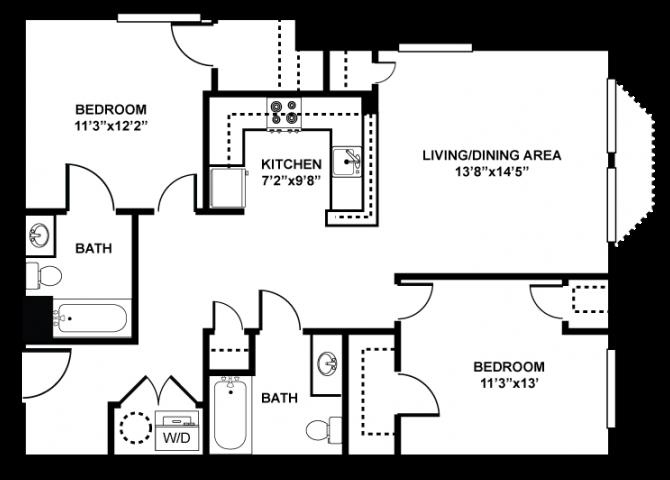 NEWPORT Floor Plan 4