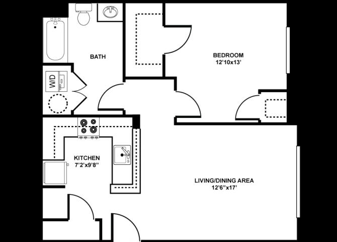YARMOUTH Floor Plan 2