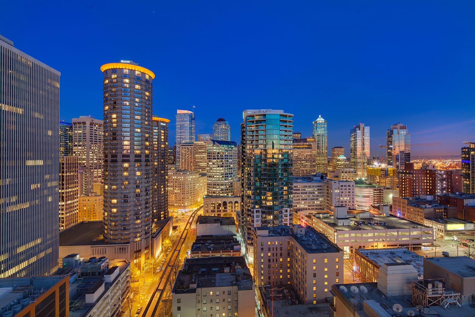 City View at The Martin, Seattle, WA