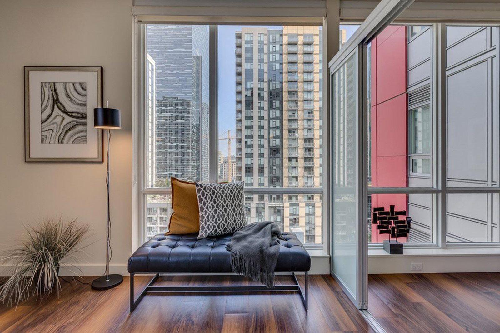 Glass Windows at The Martin, Seattle, WA, 98121