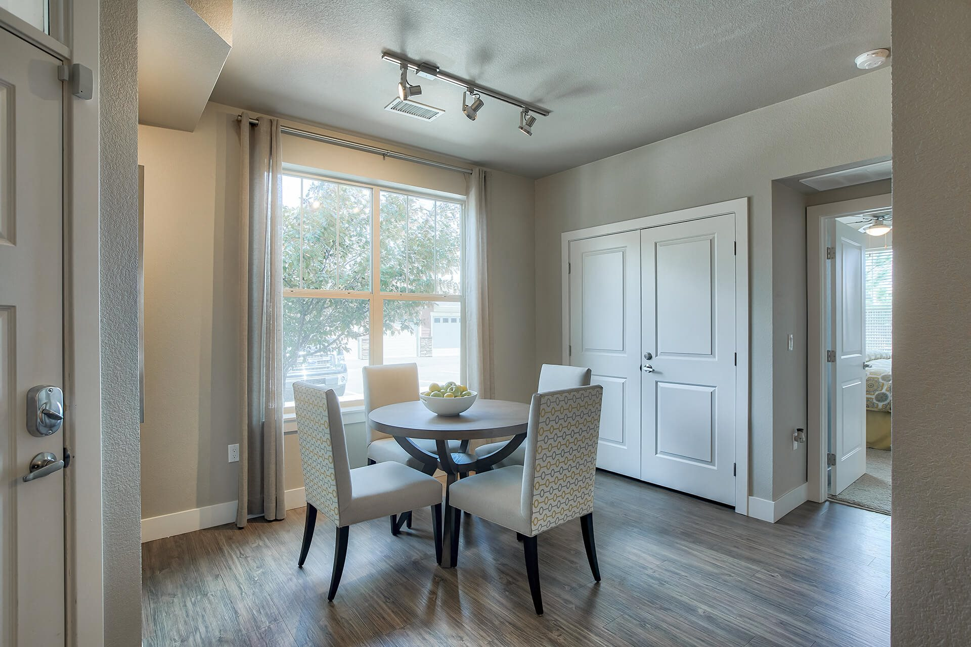 Separate Dining Room at Retreat at the Flatirons13780 Del Corso Way, CO