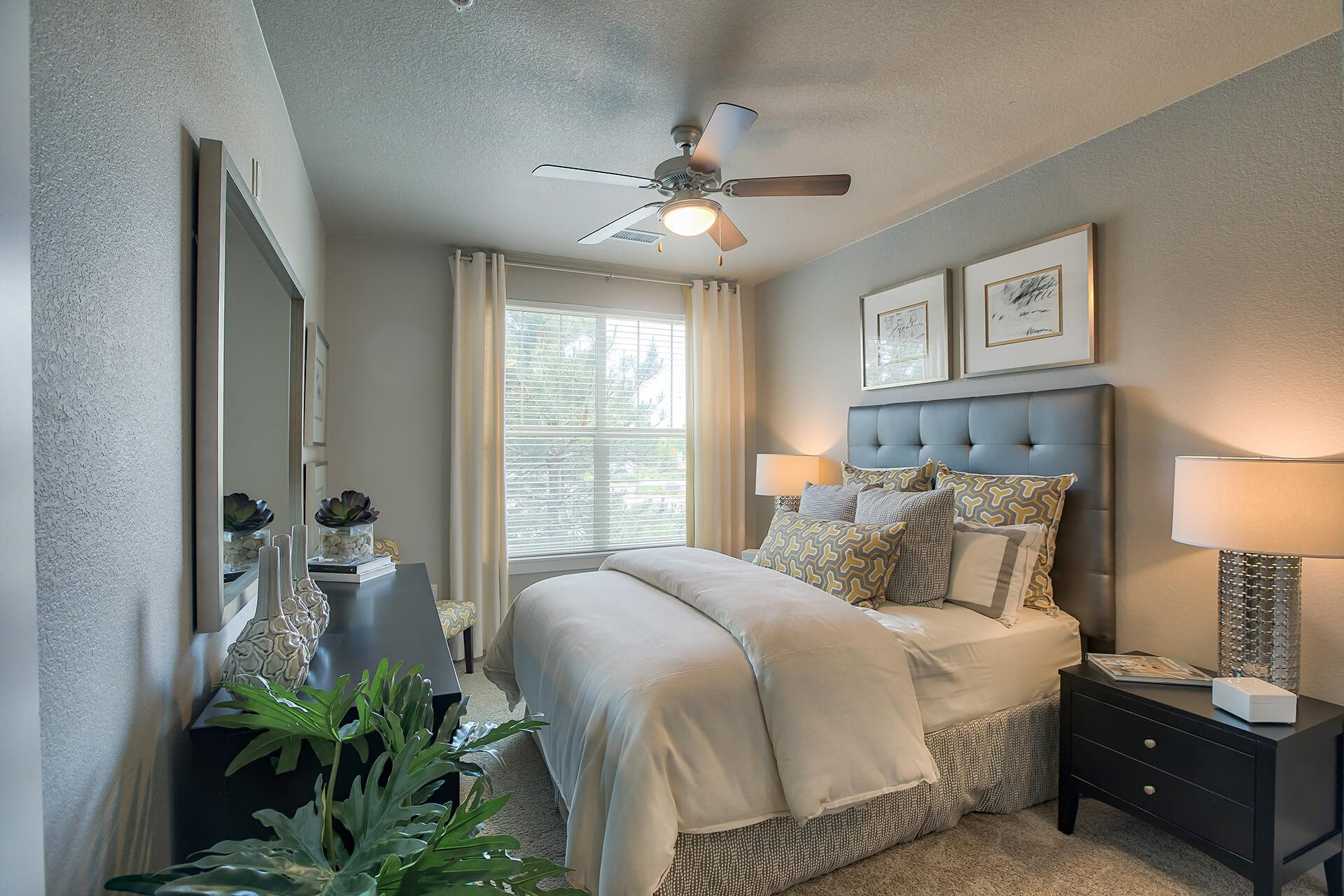 Plush Carpeting in Bedrooms at Retreat at the Flatirons, 13780 Del Corso Way, Broomfield