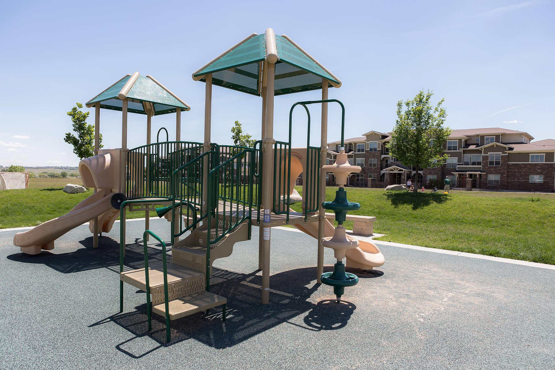 Amazing Outdoor Playground at Retreat at the Flatirons, 13780 Del Corso Way, Broomfield