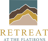 Retreat at the Flatirons Logo