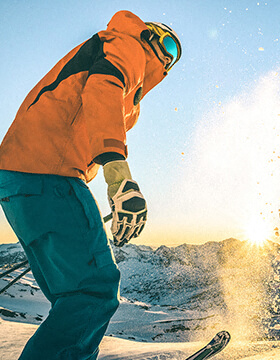 SNOWBOARD Think Photo