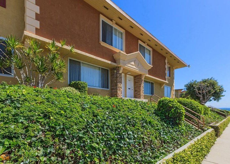 Garden Style Living at Marine View Apartments, California