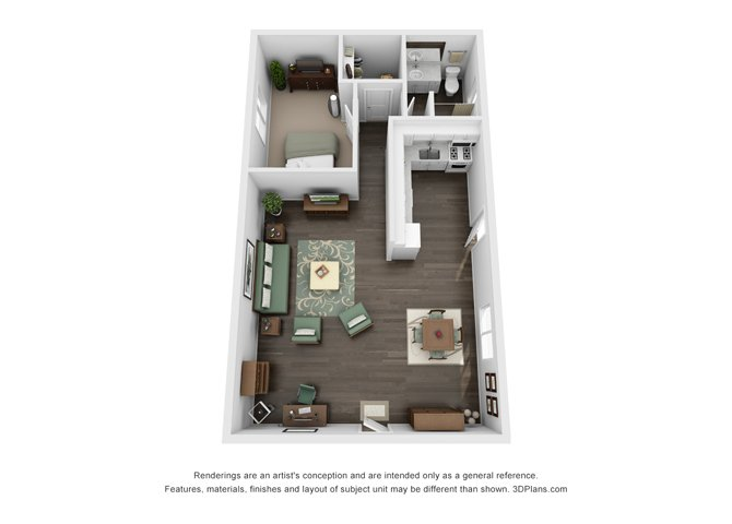 1 & 2 Bedroom Apartments in San Pedro, CA | Marine View ...