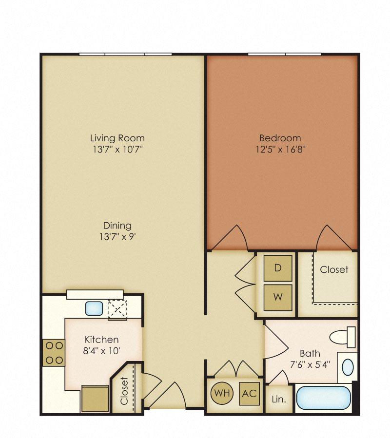Whitman Floor Plan 1