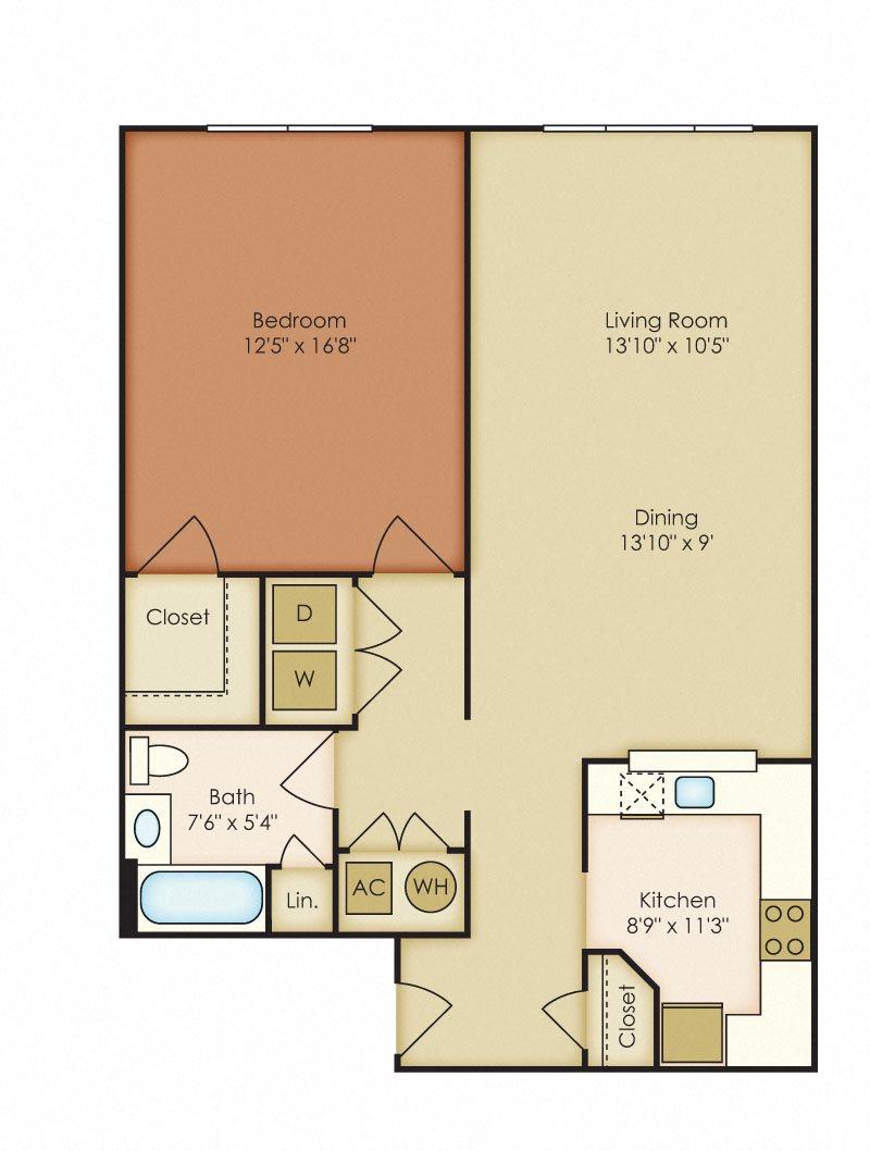 Byron Floor Plan 4