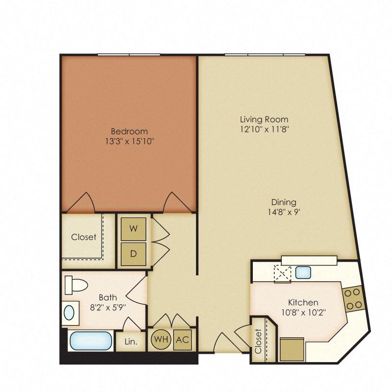 Peabody Floor Plan 2
