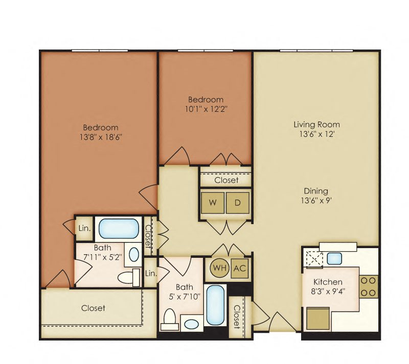 Carlyle Floor Plan 7