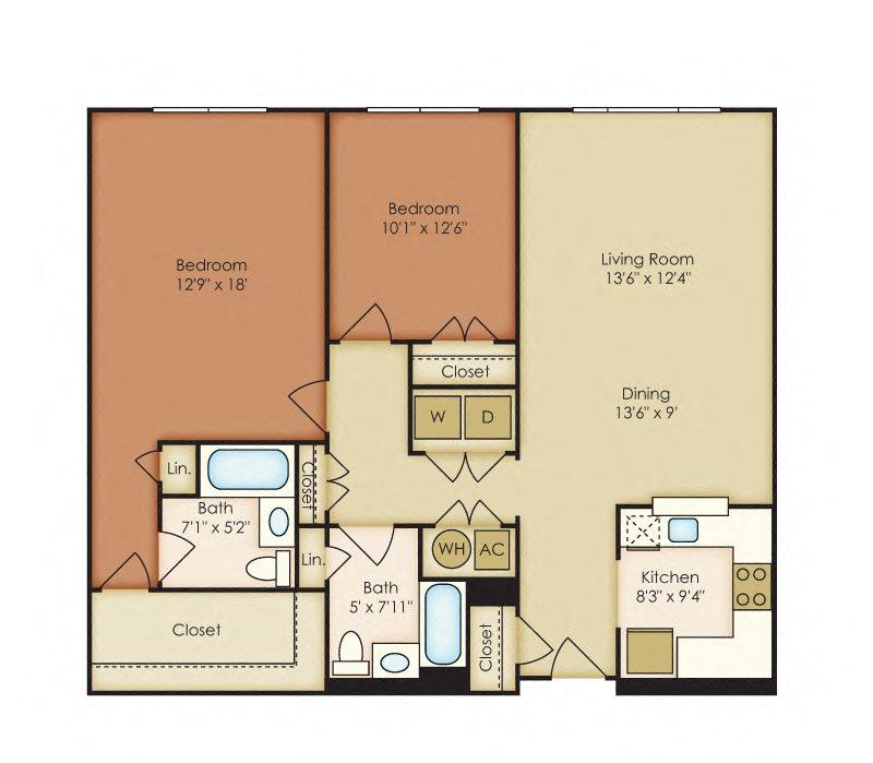 Wordsworth Floor Plan 12