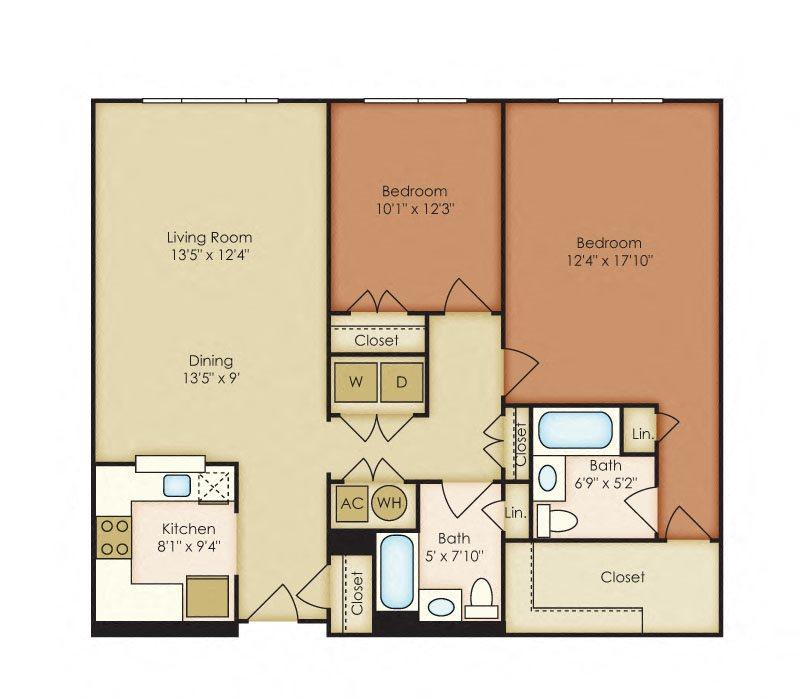 Hemingway Floor Plan 8