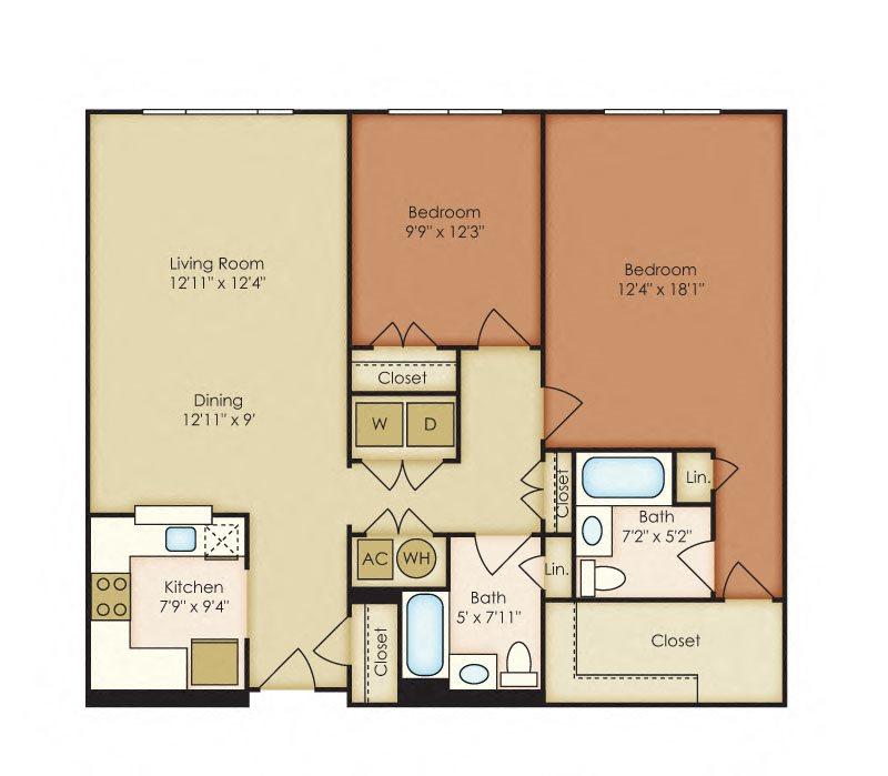 Emerson Floor Plan 6