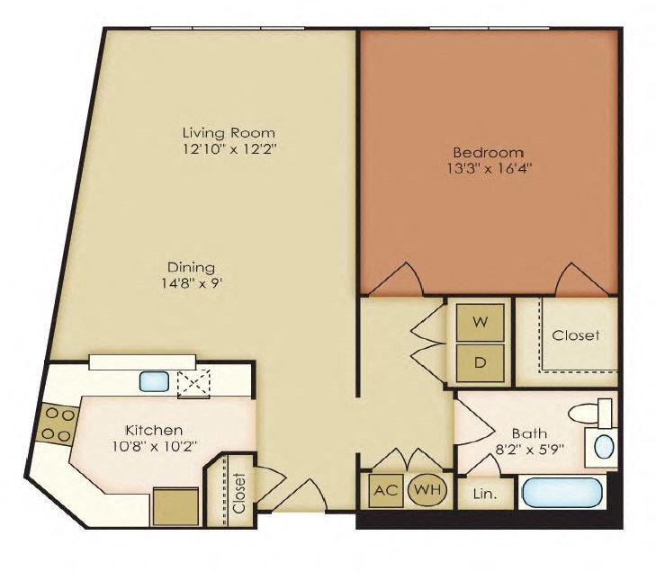 Fitzgerald Floor Plan 3