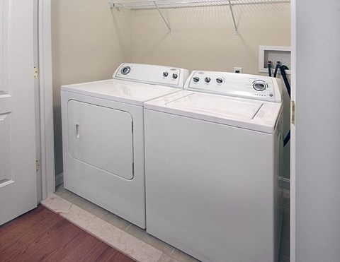 Model washer/dry unit