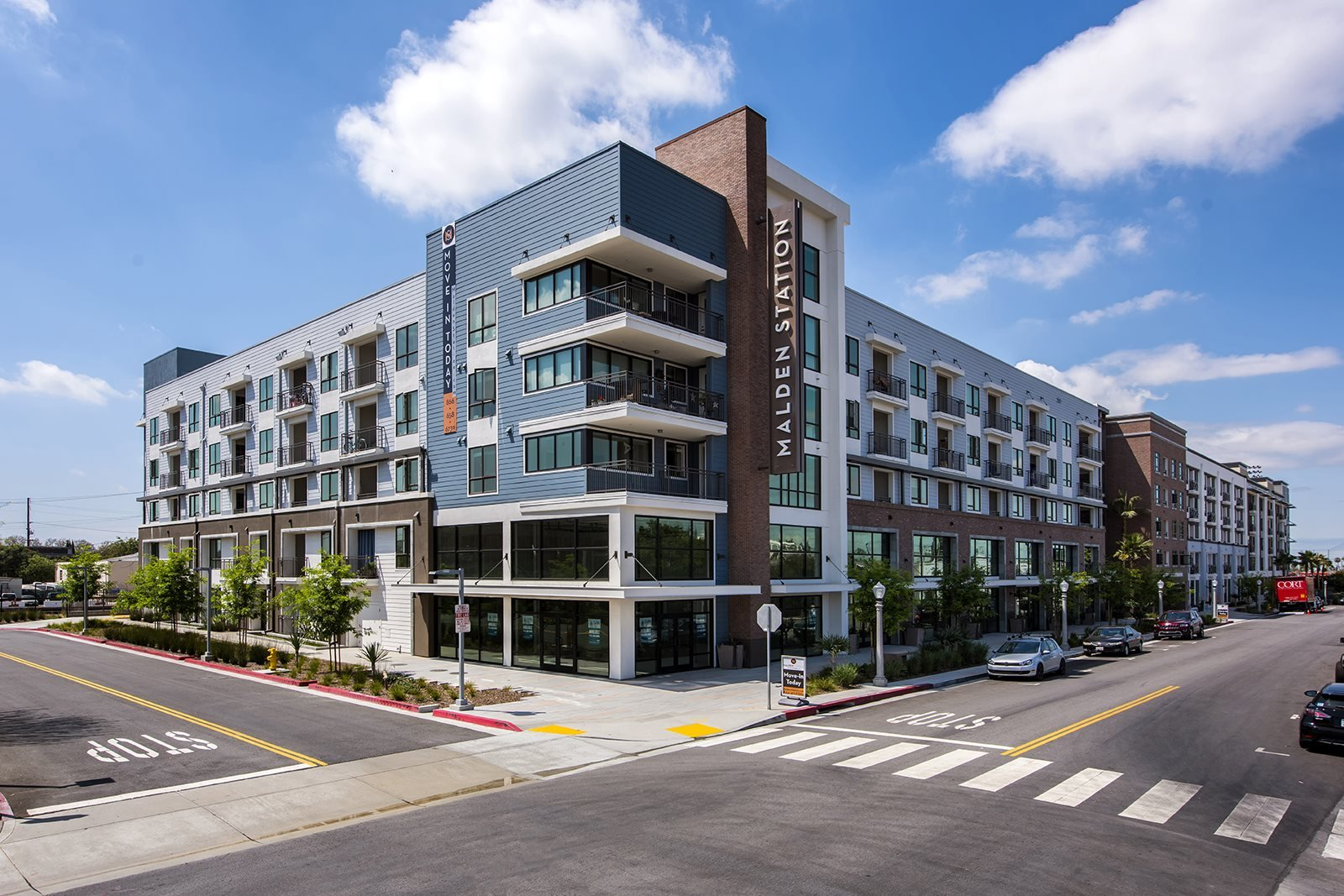 Luxury Apartments in Fullerton, CA- Malden Station by Windsor