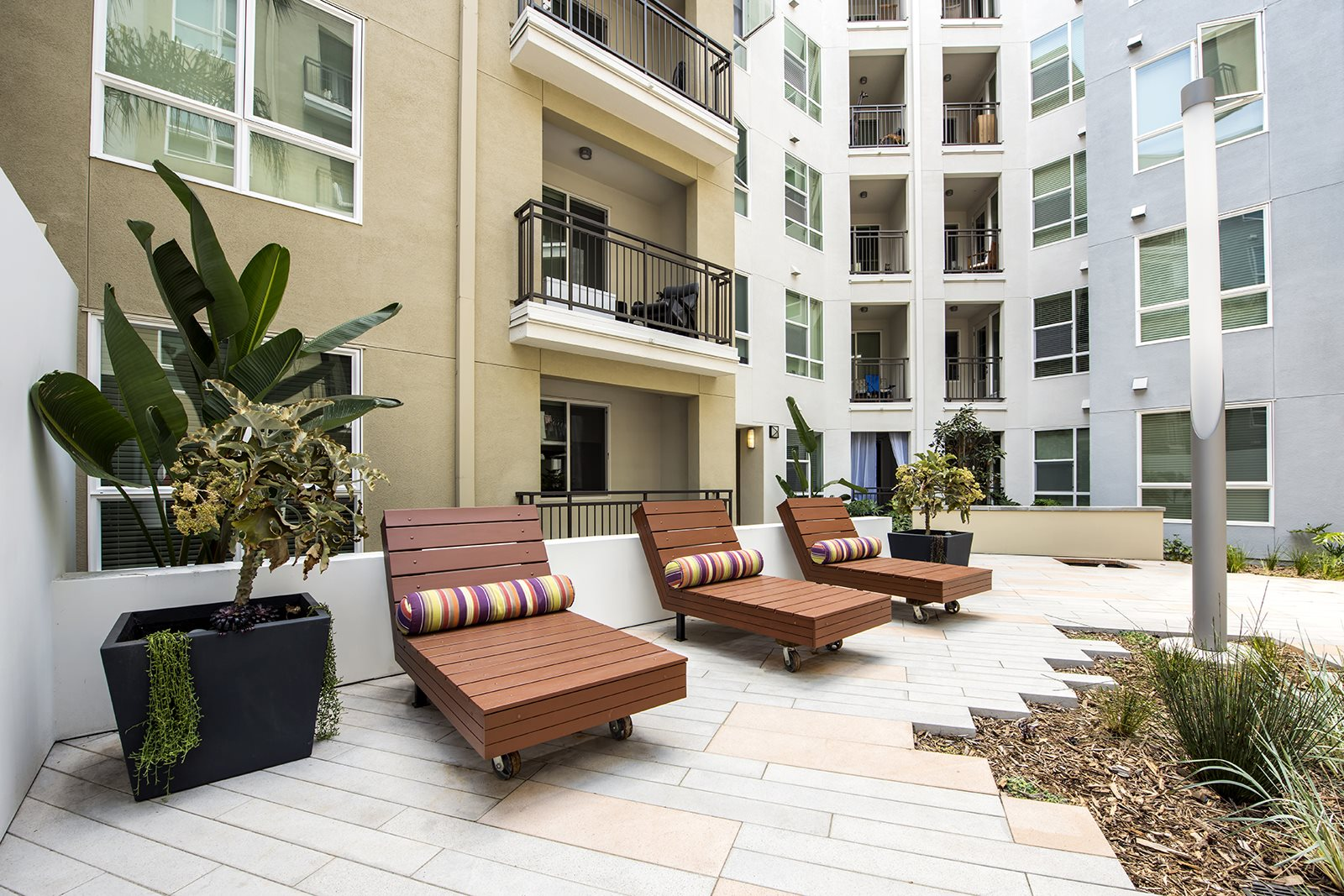 Apartments for Rent- Outdoor Amenities- Malden Station by Windsor