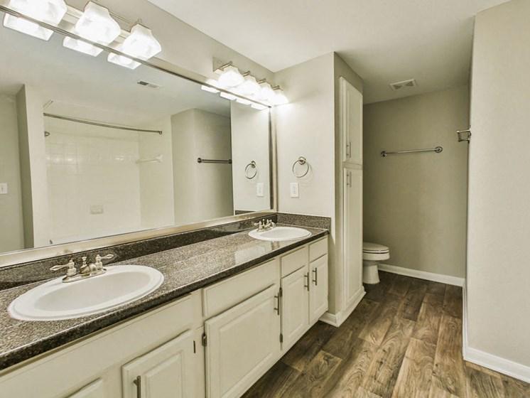 Wimberly Floorplan, bathroom