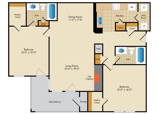 Squire Floor Plan 4