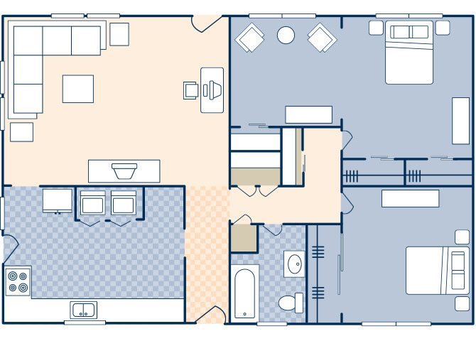 Piney Hills 1123 Floor Plan 27