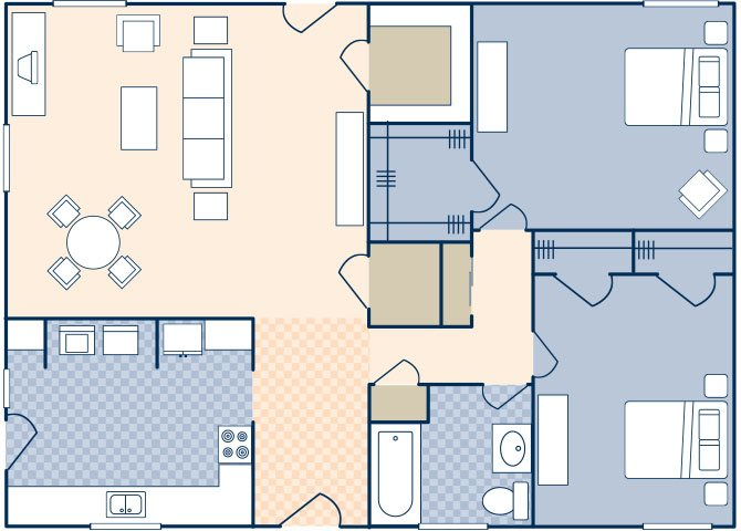 South Lieber Heights 928 Floor Plan 53