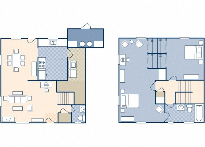 South Lieber Heights 1082 Floor Plan 59