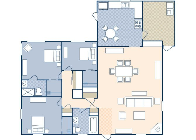 South Lieber Heights 1197 Floor Plan 61