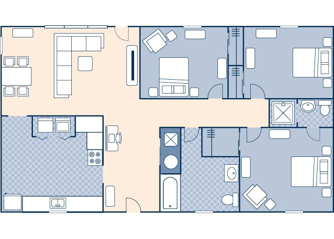 Piney Hills 1305 Floor Plan 29