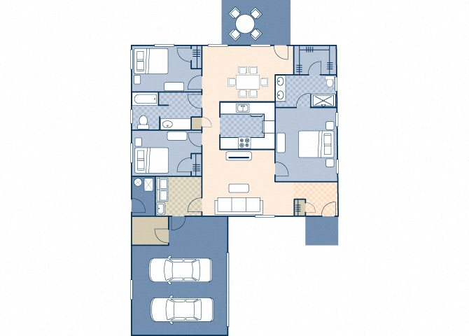 Woodlands 1716 Floor Plan 71