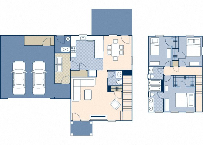 North Stonegate 1598 Floor Plan 13