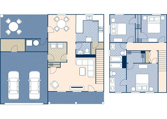 North Stonegate 1612 Floor Plan 14