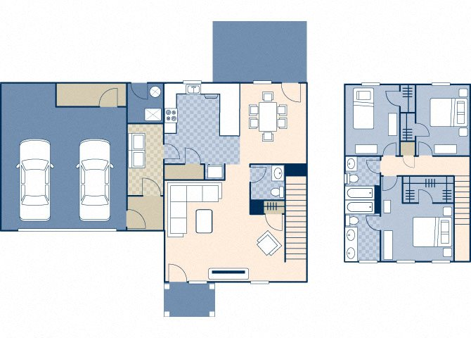North Stonegate 1676 Floor Plan 15