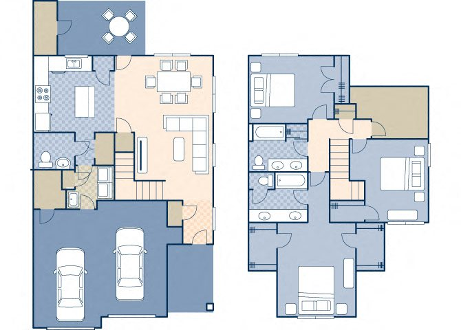 Woodlands 1906 Floor Plan 74