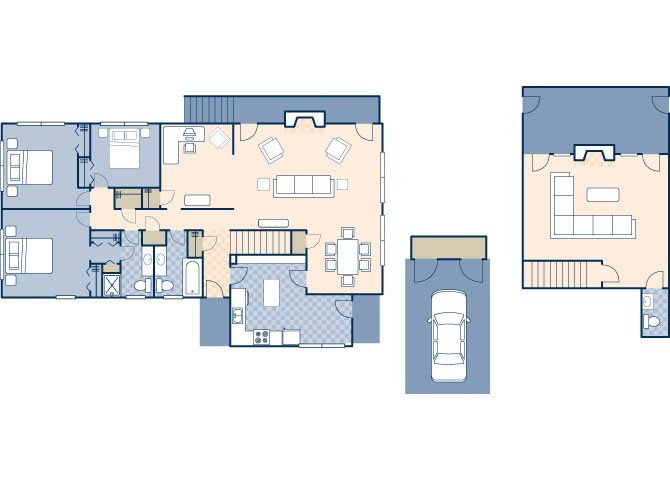 Piney Hills 2141 Floor Plan 35