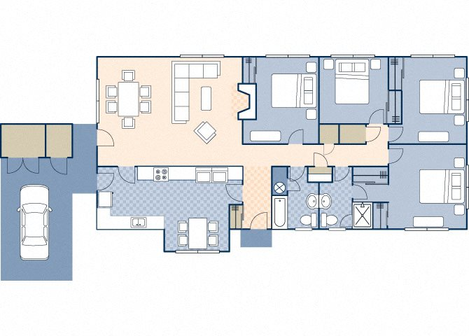 Piney Hills 1574 Floor Plan 41
