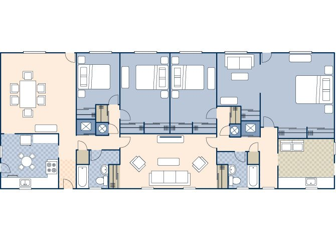 South Lieber Heights 2090 Floor Plan 66