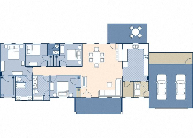 Piney Estates 2167 Floor Plan 20